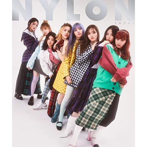 NYLON JAPAN GLOBAL ISSUE 表紙画像