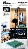 Original Pack Mate Home Travel Roll Bag Sets Choose Combination 2/3/4 Bags Sets 5 Year Warranty(Set of 3 (1Lrg+2Med))