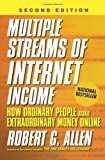 img - for Multiple Streams of Internet Income: How Ordinary People Make Extraordinary Money Online, 2nd Edition book / textbook / text book
