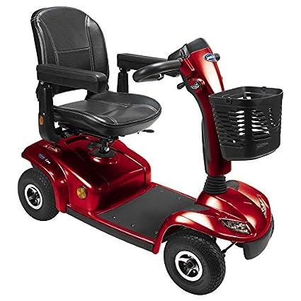 Scooter eléctrico Leo 4 ruedas - Invacare: Amazon.es: Salud ...