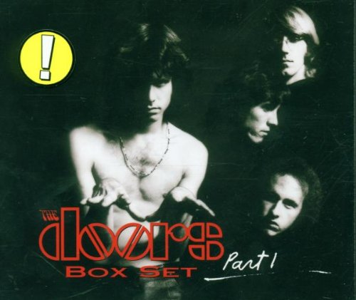 The Doors - The Doors Box Set, Vol. 1 - Zortam Music