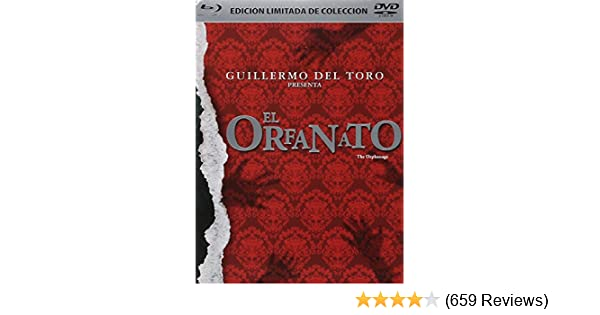 Amazon.com: El Orfanato Blu-ray + DVD y Material Adicional: Belén Rueda, Juan Antonio Bayona: Movies & TV