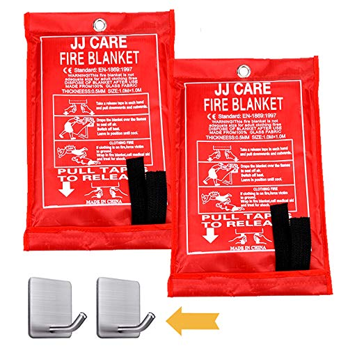 JJ CARE Fire Blanket