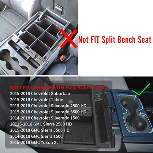 Fantastic Roccs Wireless Charger Center Console Insert Organizer Tray Pdpeps Interior Chair Design Pdpepsorg
