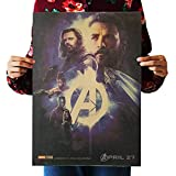 decorating ideas for bedrooms WholesaleSarong Avengers Movie Poster New Home Decorating Ideas Bedroom Looks