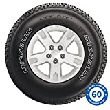 Michelin LTX A/T2 All-Season Radial Tire - LT245/75R17/E 121R