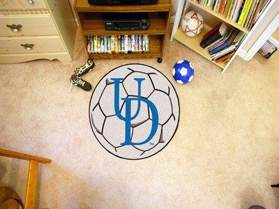 - University of Delaware Soccer Ball Rug