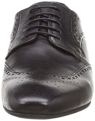 Scarpe H Shoes Nero GORING H Black uomo Shoes stringate rIgrq