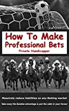 This little known method can be used with any sport or on any event with a betting market.Please do not confuse this method with the many get rich quick schemes & floored betting systems that are currently on the market, this is neither a scheme ...