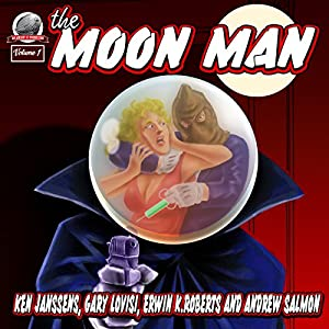 The Moon Man, Book 1 Audiobook