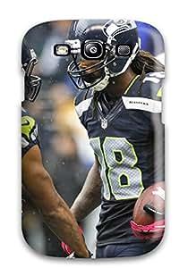 Galaxy S3 AtAmkPM2971vkpCm Seattleeahawks Q Tpu Silicone Gel Case Cover. Fits Galaxy S3