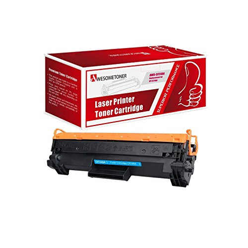 Awesometoner Compatible Toner Cartridge Replacement for HP CF248A use with Laserjet Pro M15w Printer Laserjet Pro M15a M15w MFP M28a MFP M28w MFP M29w (Black, 1-Pack)