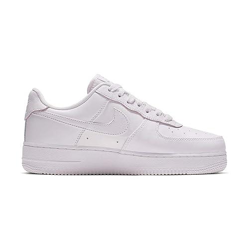 Zapatillas NIKE W Air Force 1 Low para Chica 8 5: Amazon.es: Zapatos y complementos