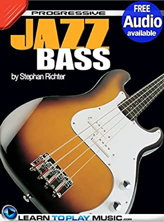 jazz bass guitar lessons for beginners teach yourself how to play bass free audio available. Black Bedroom Furniture Sets. Home Design Ideas