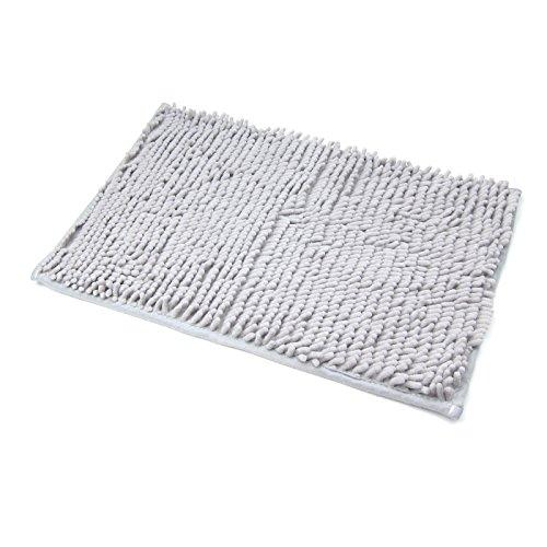 Alfie Pet - Echo Chenille Mat for Pet - Color: Grey