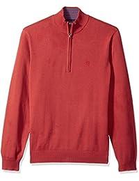 Men's Premium Essentials 1/4 Zip Sweater