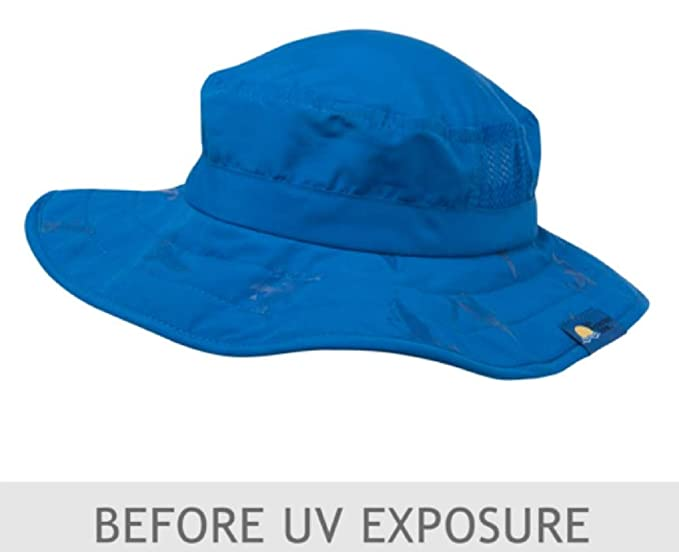 5498ff5e3d7 Image Unavailable. Image not available for. Color  Sun Protection Zone Kids  UPF 50+ Safari Sun Hat ...