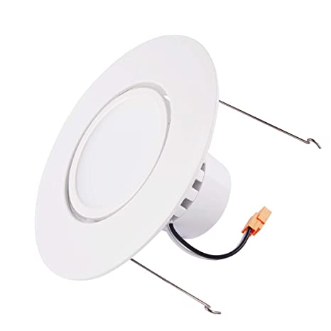 Amazon.com: Iluminación de 6 pulgadas, 1 paquete de luz LED ...