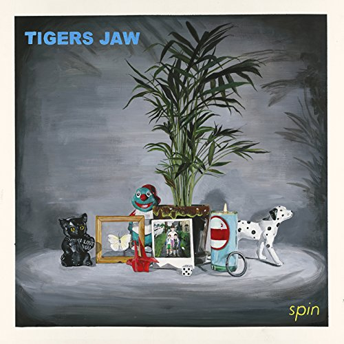 Tigers Jaw - spin (Turquoise Vinyl w/Digital Download)