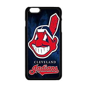 Happy cleveland indians Phone Case for Iphone 6 Plus