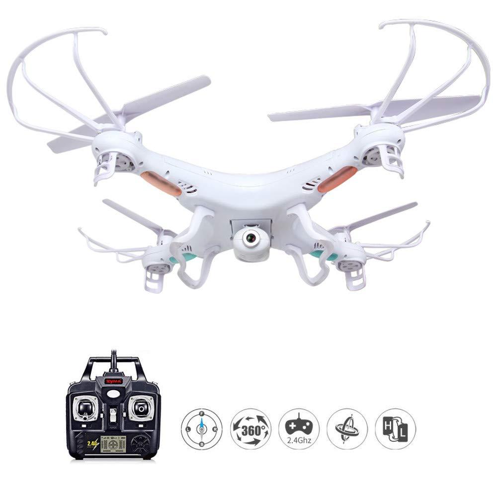 SongKai88 Fernbedienung, HD-Luftbildkamera wie Quad-Achsen-Flugzeug, 360-Grad-Stunt-Flip, mit LED-Nachtlicht High und Speed Niedrig Speed und Schaltung 41bf58