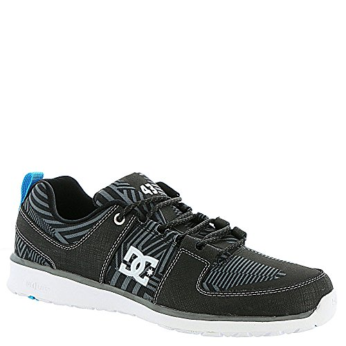 Dc Heren Lynx Lite Kb Lederen Atletische Sneakers Zwart / Multi