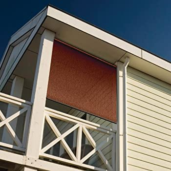 Amazon Com Coolaroo Select Sun Shade Terracotta 8 Feet