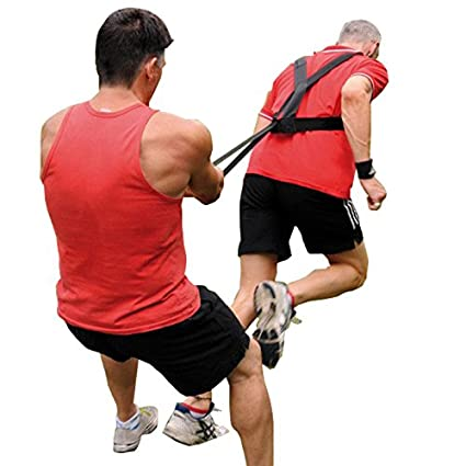 OSG Fitness Resistance Strength Training Power Speed Resistor Sprint Harness