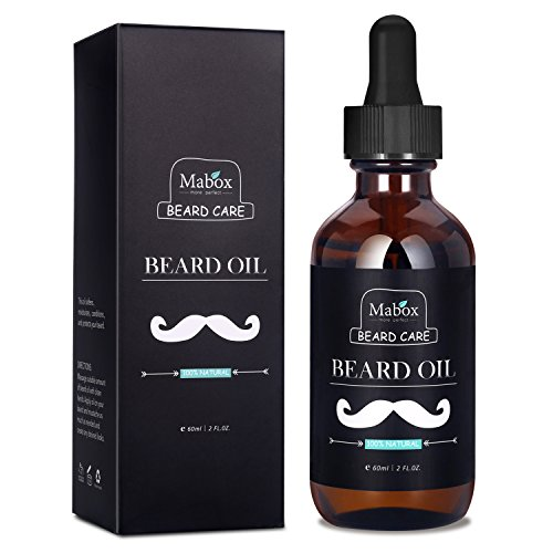 Full Beard And Mustache (Best Sandalwood Beard Oil - Conditioner & Softener for Men - All Natural Ingredients, Keeps Beard and Mustache Full, Soft and Healthy, Reduce Itchy and Flaky Skin, Promote Healthy Growth)