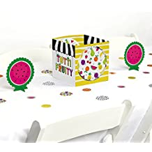 Tutti Fruity - Frutti Summer Baby Shower or Birthday Party Centerpiece & Table Decoration Kit