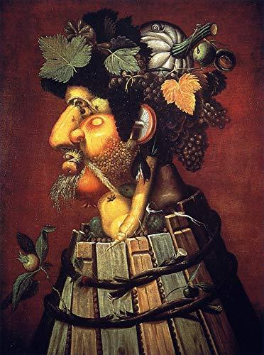 Giuseppe Arcimboldo Autumn 1572 Private Collection 30