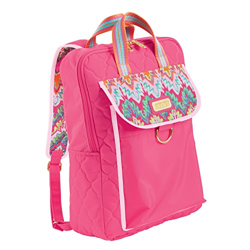 cinda b City Backpack, Calypso, One - In Anchorage Boutiques
