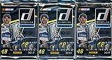 3 - 2017 Donruss NASCAR Racing Unopened Packs of 10 Cards