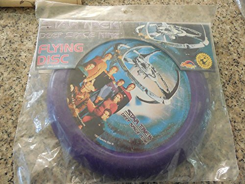 Star Trek Deep Space Nine Flying Disc New In ()