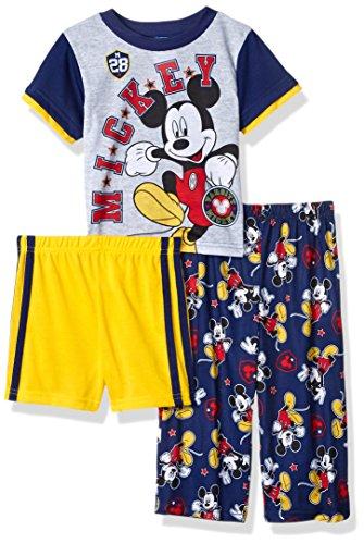 Navy Blue Boys Pajamas - 9