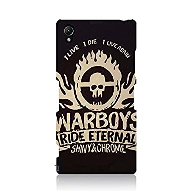 Mad Max Fury Road Sony Xperia Z1 Solid PC Screen Protector
