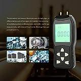 Manometer , Professional Air Pressure Meter , Two
