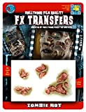 Best Zombie Makeups - Tinsley Transfers Zombie Rot, Flesh/Multi, One Size Review