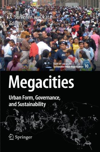Megacities: 10 (cSUR-UT Series: Library for Sustainable Urban Regeneration) Pdf