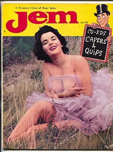 Jem Magazine #7 1957- Betty Blue- Joanna Lee- Cheesecake FAIR ()