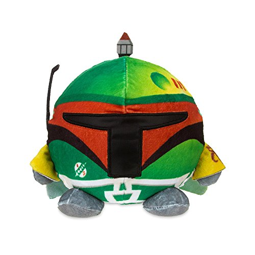 Padawan Costume Wars Star (Star Wars Palz Boba Fett Night Light! 6inch Height 8inch Wide! Perfect Nightstand Pal for Your Little Padawan!)