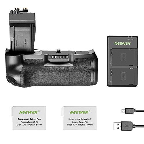 Neewer BG-E8 Replacement Battery
