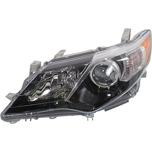 Head Light Head Lamp Headlight Headlamp For Toyota Camry 2012-2014 SE Model Only TO2502212 Drivers LH DOT Certified (Headlight Headlamp Lamp Toyota Camry)
