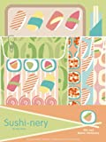 : Sushi-nery: Mix and Match Stationery