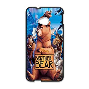 Bro ther bear Case Cover For HTC M7