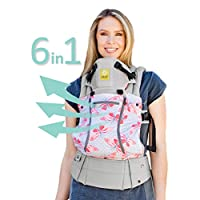 SIX-Position, 360° Ergonomic Baby & Child Carrier by LILLEbaby - The COMPLETE...