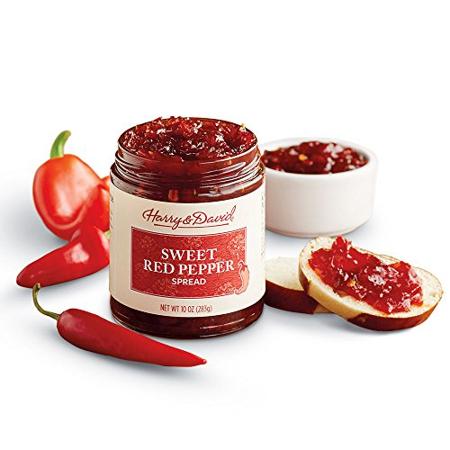 Harry & David Sweet Red Pepper Spread (10 Ounces)