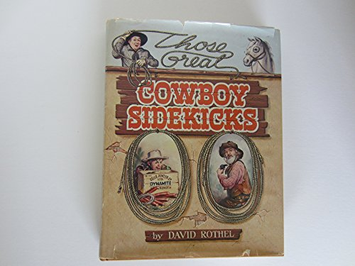 Those Great Cowboy Sidekicks