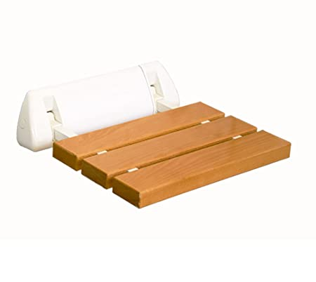 Holz Falten Wandbank Dusche Sitz Wand Stuhl Badezimmer Hocker ...