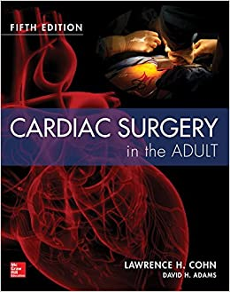 Buy Cardiac Surgery in the Adult Fifth Edition Book Online at Low